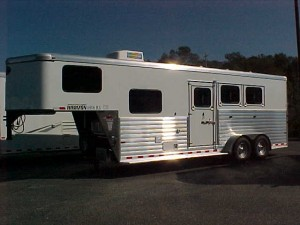 horse trailer